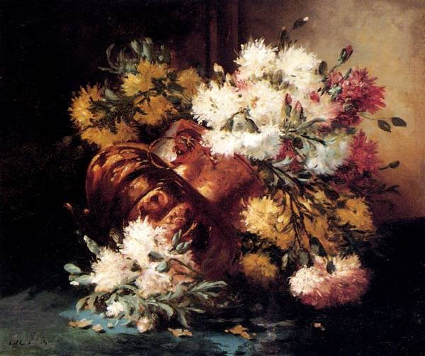 Floral Still Lifes Of Spring And Autumn2